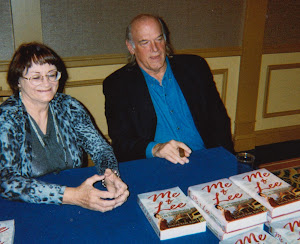 Judyth with Jesse Ventura, Chicago