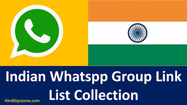 Top WhatsApp Groups Invite Link Collection Hindi : Join Groups {*All Updated*}