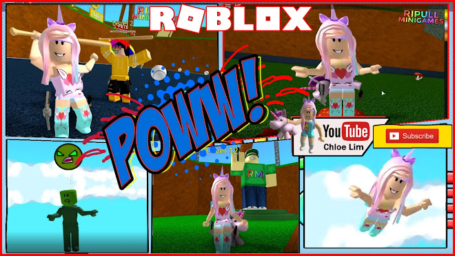 Roblox Ripull Minigames Gameplay! I forgot how FUN this game was