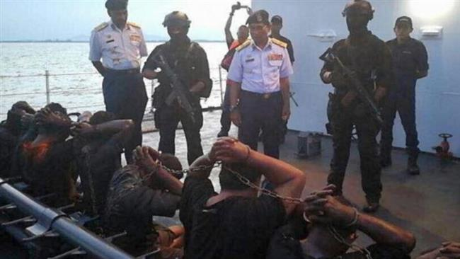 Malaysian authorities thwarts hijacking of Thai oil tanker