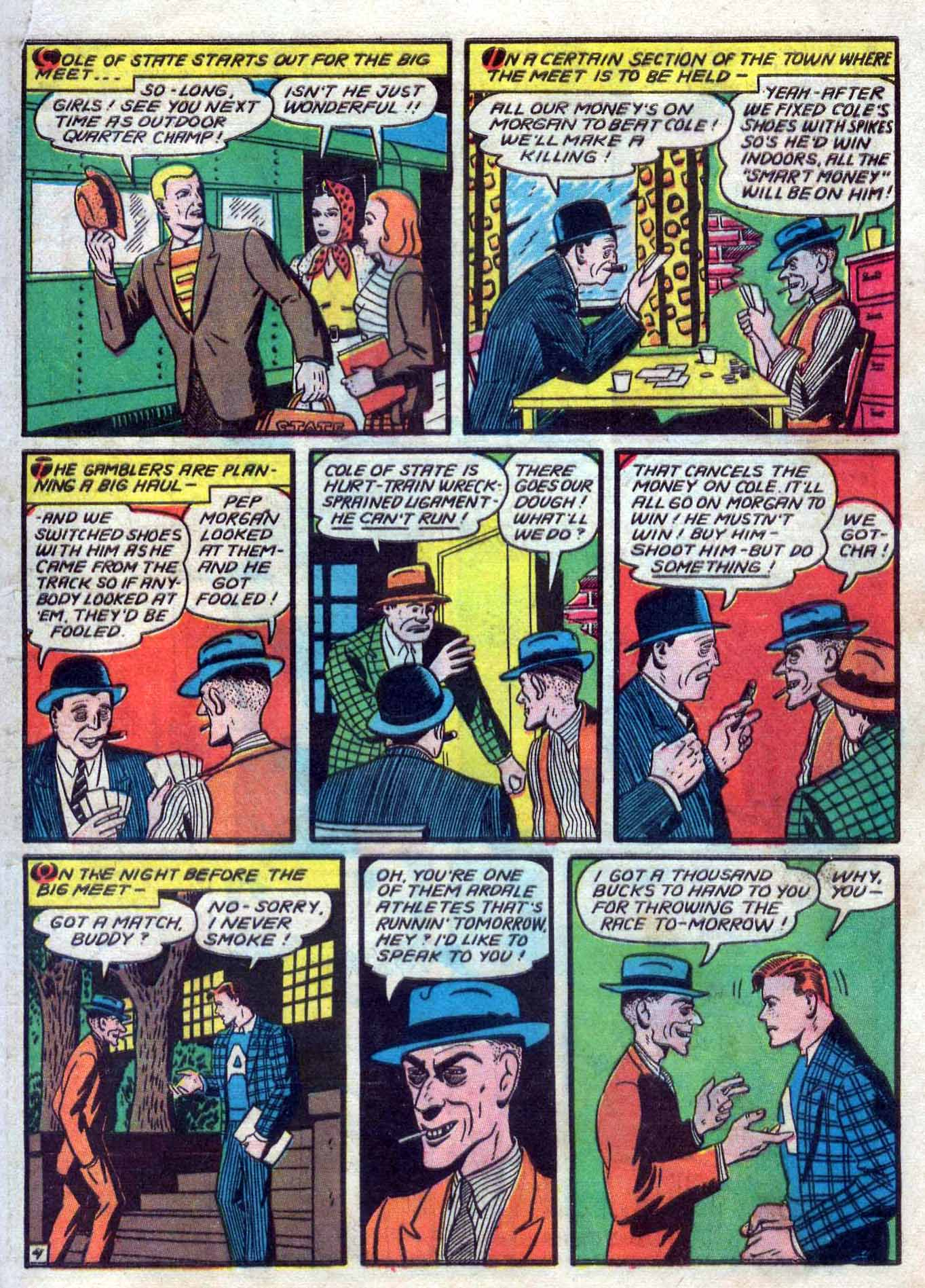 Read online Action Comics (1938) comic -  Issue #27 - 25