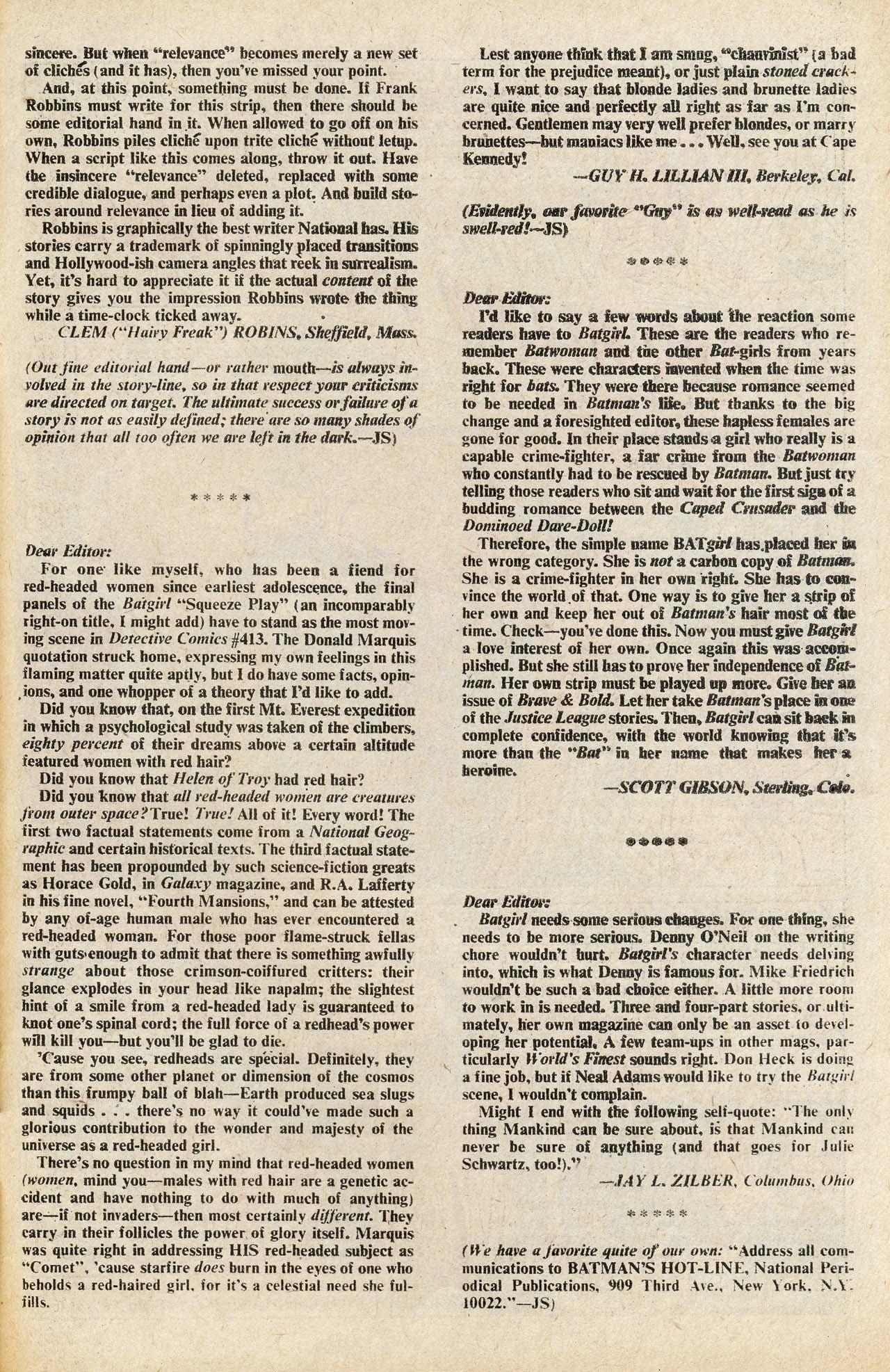 Detective Comics (1937) 417 Page 37