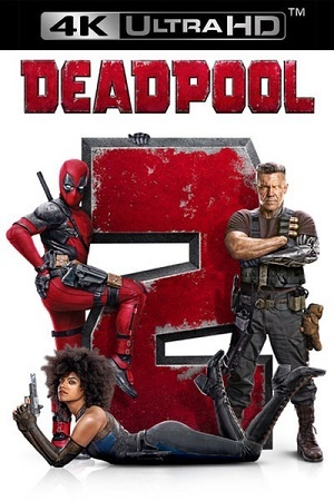 Filme Deadpool 2 4K 2018 Torrent