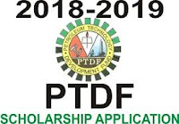 PTDF M.Sc Scholarship List of Successful Candidates 2017/2018
