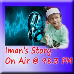 Iman's Story On Air