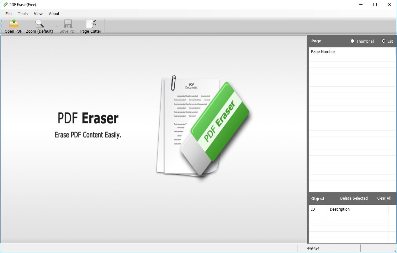 PDF Eraser 1.9.4.4