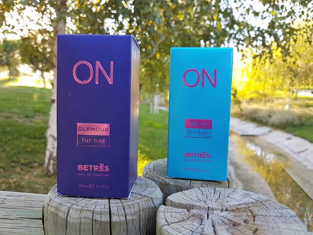 Betrés On, los Perfumes de Farmacia con Esencias Naturales