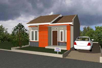 Rumah Minimalis Type 36 di kota Pekanbaru