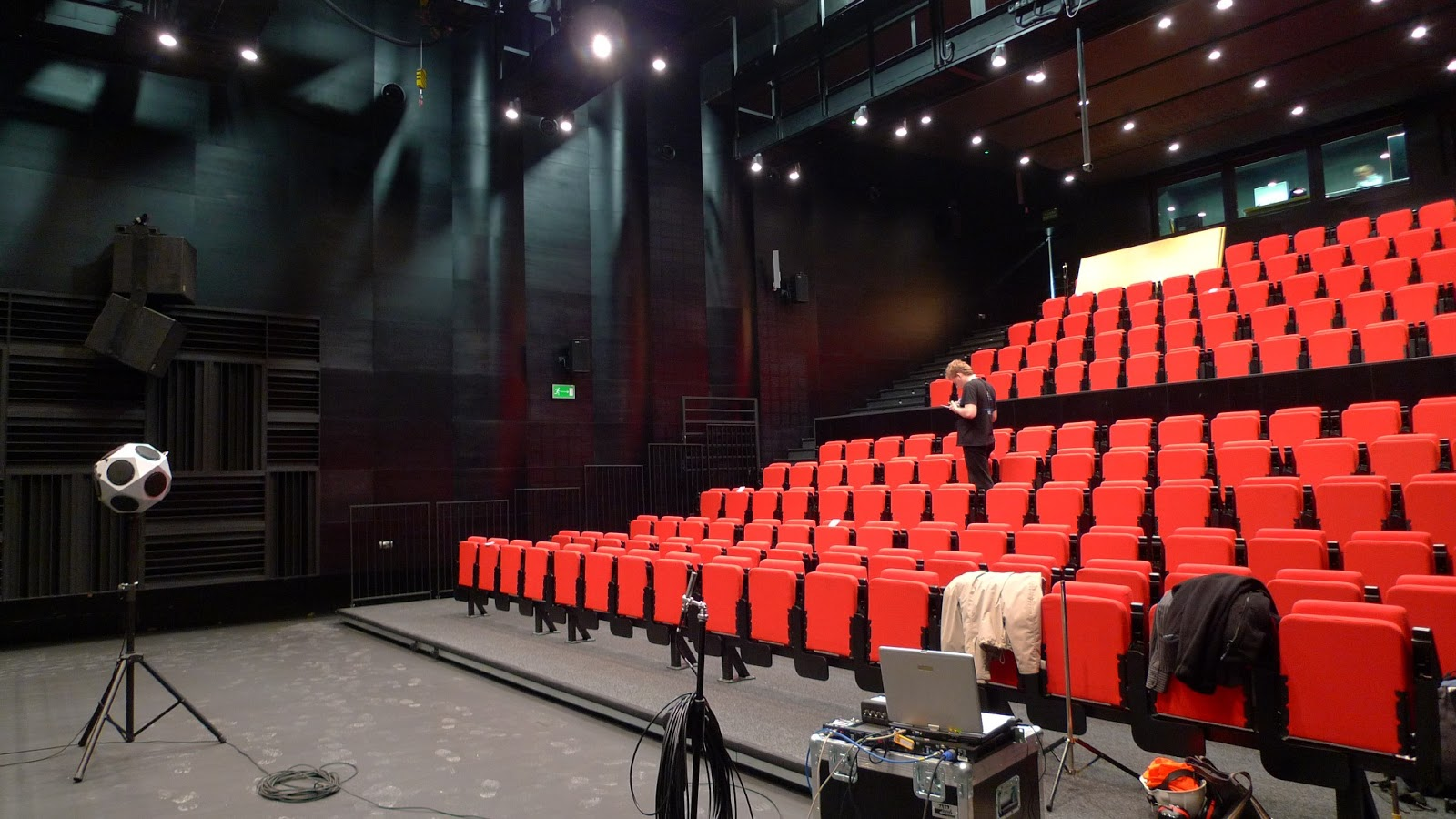 Blog Akustyczny Pomiary Akustyczne W Teatrze Capitol We Wrocławiu