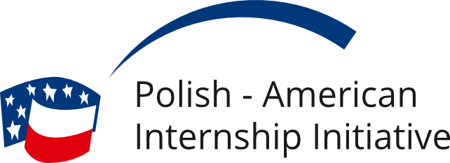 Logo Polish-American Internship Initiative