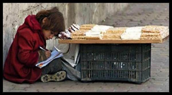 Okul okurken çalışmak