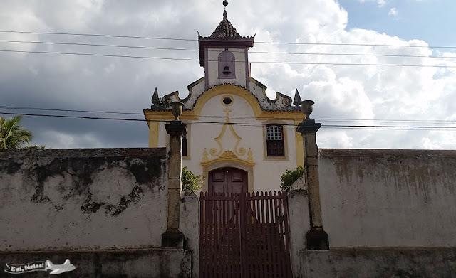 Igreja de Santanna, Cocais, MG