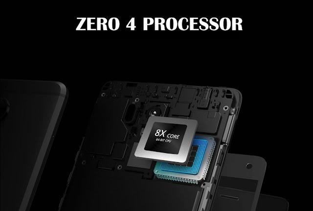 infinix zero 4 processor