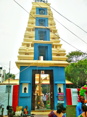 Venu Gopala Swamy Temple - Tenali