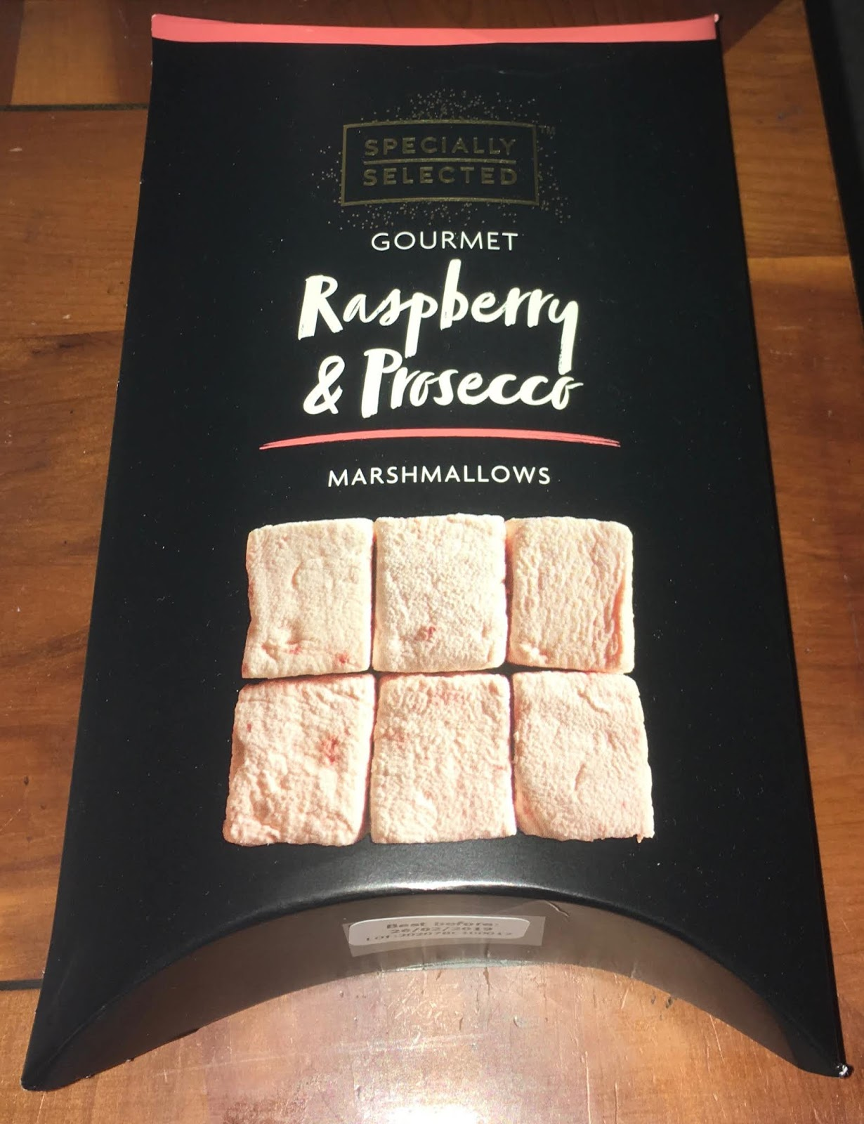 Foodstuff Finds Specially Selected Raspberry And Prosecco