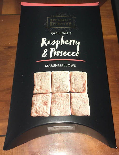 Specially Selected Raspberry and Prosecco Marshmallows