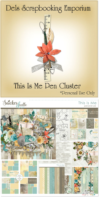 This Is Me Pen Cluster