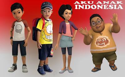 Video Film Animasi Adit Sopo Jarwo