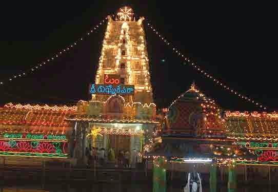 Kanipakam Vinayaka Temple, Chittor, Andhra Pradesh