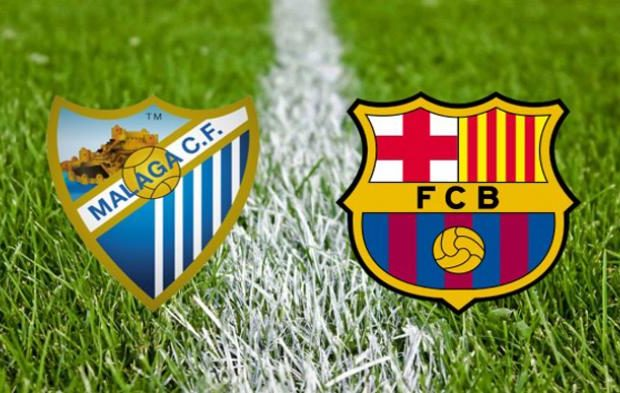 Malaga vs Barcelona - Video Highlights & Full Match