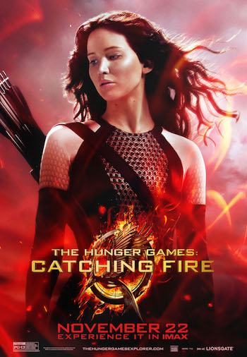 The Hunger Games Catching Fire 2013 Dual Audio Hindi Full Movie Download