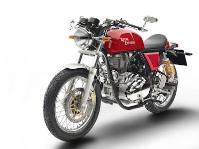Royal Enfield Continental GT bike