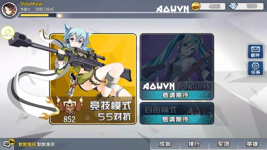 ESWABHe - [ HOT ] Moba Anime - Game Moba cực hay cho Android và IOS | Bản Update Không Lag
