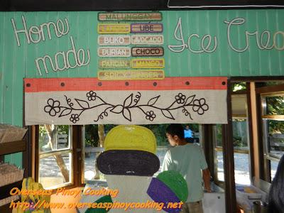 Organic Homade Ice Creams