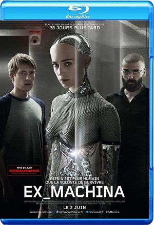 Ex Machina BRRip BluRay Single Link, Direct Download Ex Machina BRRip 720p, Ex Machina BluRay 720p