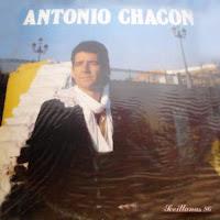 """ANTONIO CHACÓN """"DIFERENTE"""" COLISEUM-SENADOR 1986"""