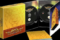 SAINT SEIYA SOUL OF GOLD. Bluray