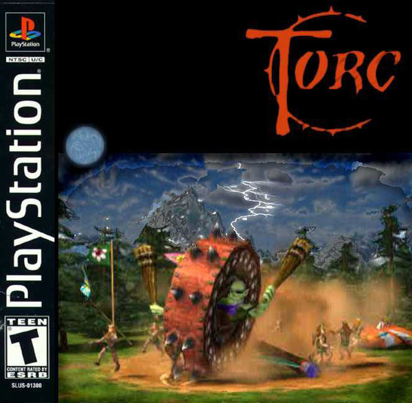 Torc - Legend of the Ogre Crown - PS1 - ISOs Download