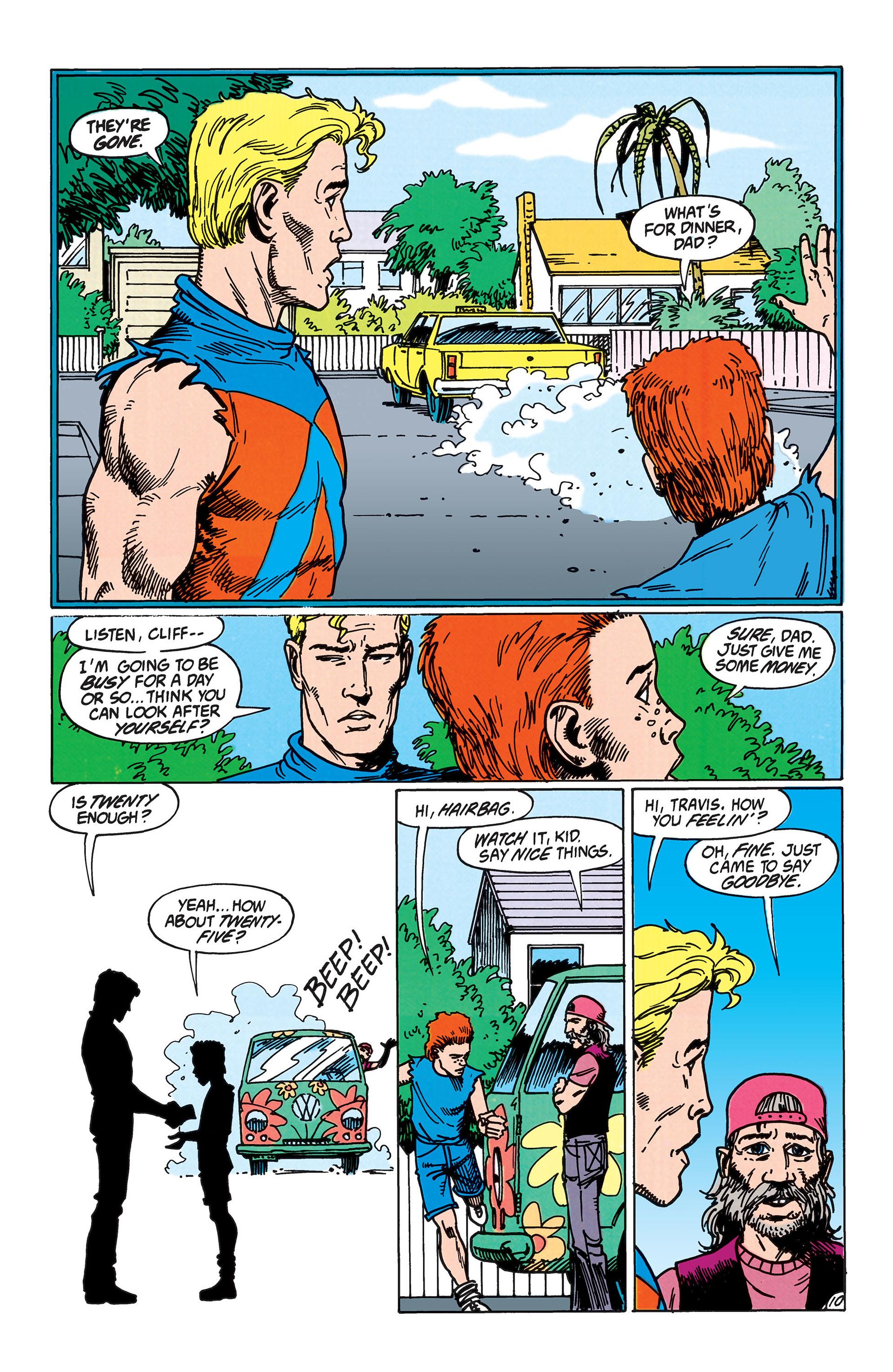 Read online Animal Man (1988) comic -  Issue #38 - 11
