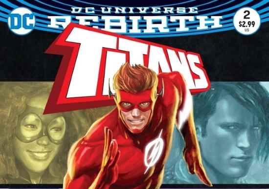 Titanes #1 (Renacimiento): El Regreso de Wally West