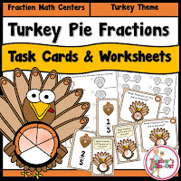 Turkey Pie Fractions