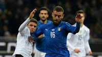 Italia vs Jerman 0-0 Video Match Highlights