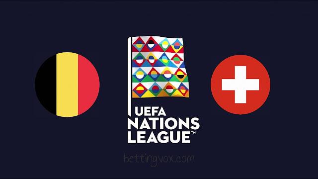Prediksi UEFA Nations League Belgium vs Switzerland 13 Oktober 2018 Pukul 01.45 WIB