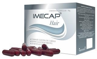 Composição do imecap® hair
