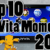 Top 10 PS Vita Moments of 2015