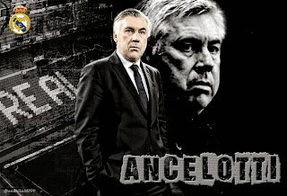 Translations of Carlo Ancelotti: Manager of Real Madrid.