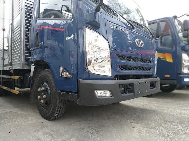 Ngoại thất xe tải IZ65 Đô Thành