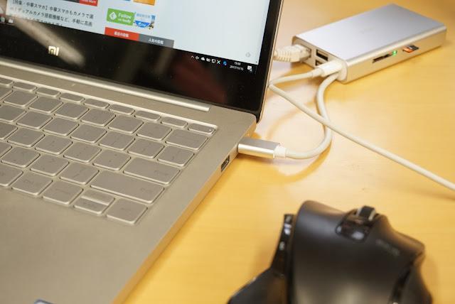 【Aukey 8-in-1 USBハブ】SDカードも、VGAも、有線LANも、HDMIもこれ一つ!万能USBハブAukey CB-C55レビュー!