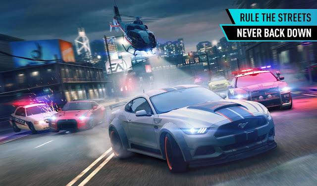 لعبة سباق السيارات للأندرويد Need for Speed no limits