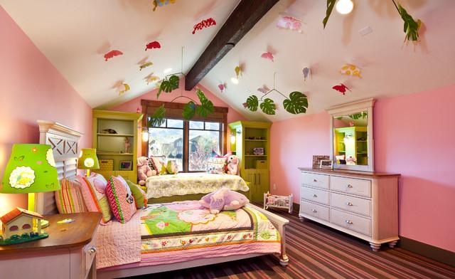 dormitorios con mariposas