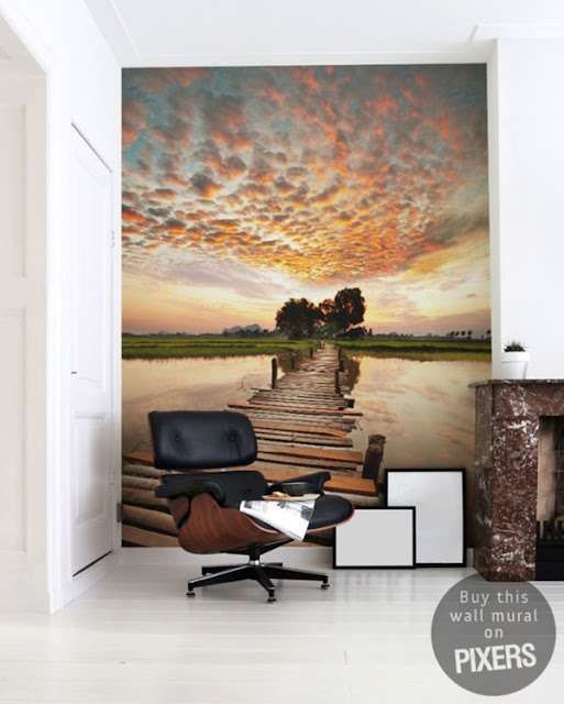 Photo Wall Murals To Decorate Rooms 11