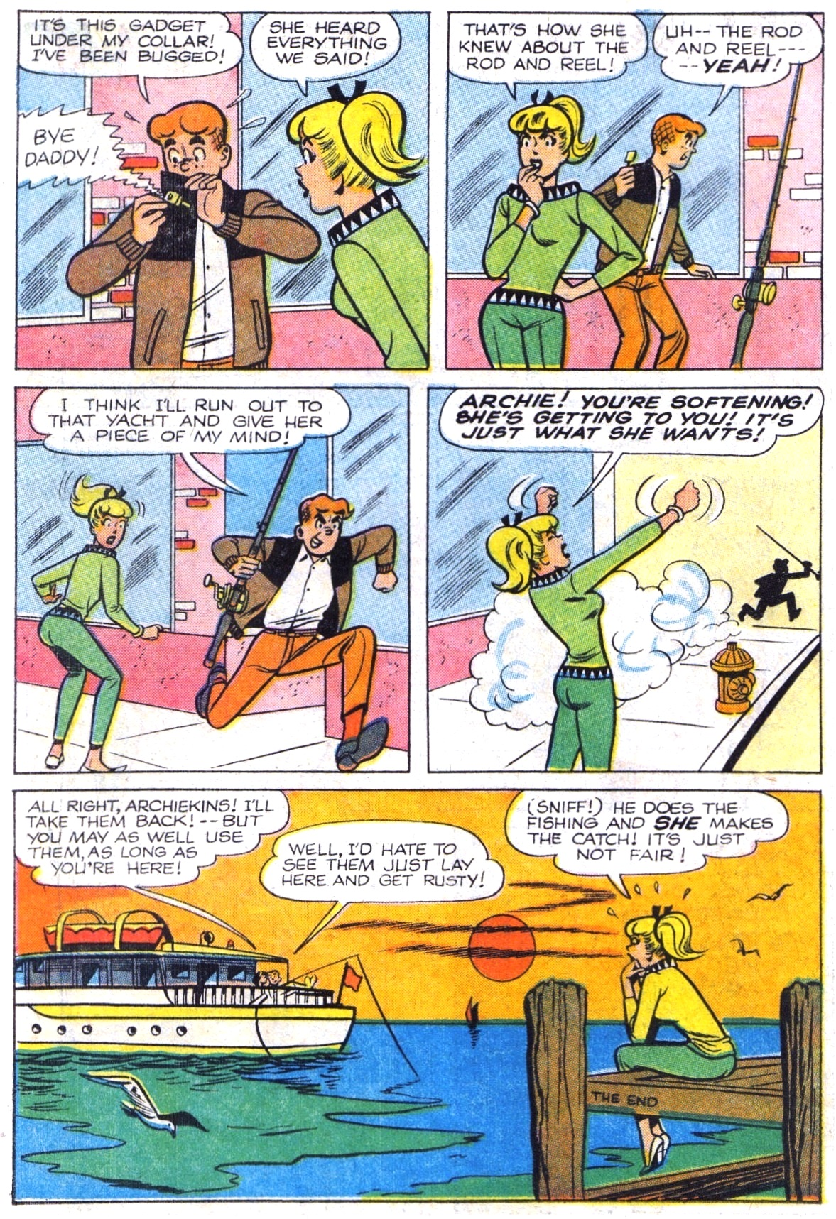 Read online Archie (1960) comic -  Issue #164 - 18