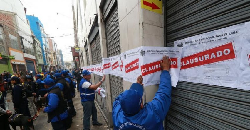 Clausuran galerías Mina de Oro en «Mesa Redonda» por incumplir medidas de seguridad