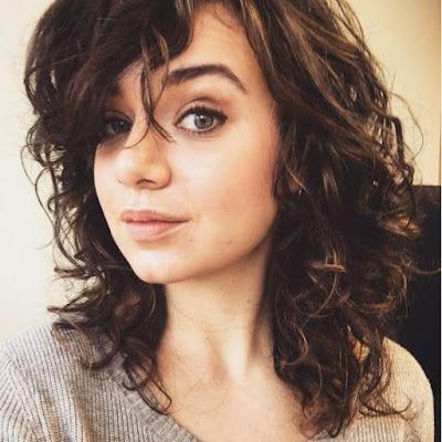 2c typ włosa fale