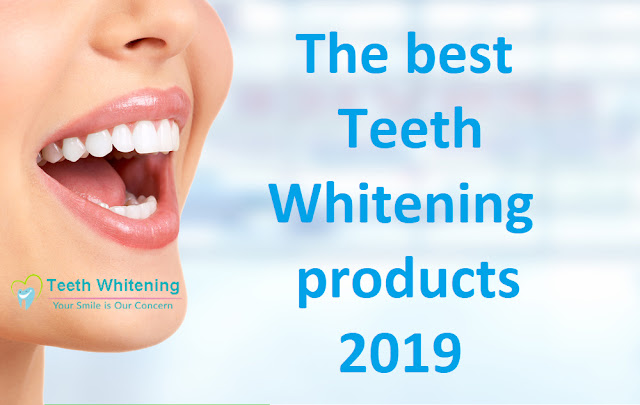 The Best Teeth Whitening Products 2019