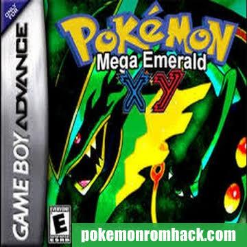 Pokémon Mega Emerald X And Y Edition